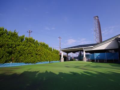 オーシャンゴルフの設備紹介